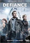 DEFIANCE Season One DVD cover