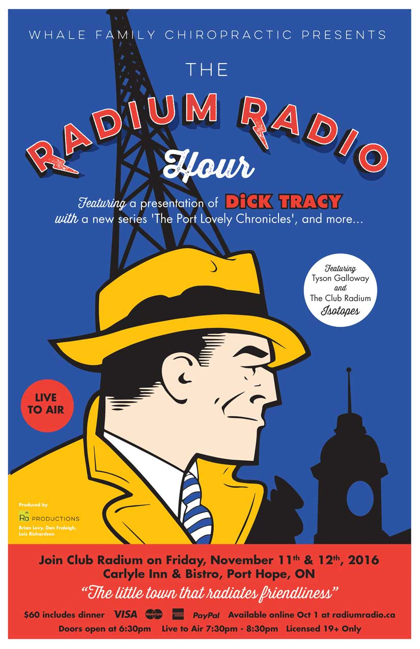 RADIUM RADIO HOUR