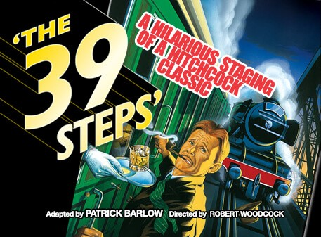THE 39 STEPS in PORT HOPE