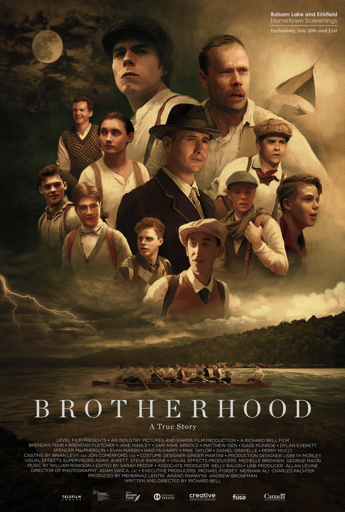 Private Screenings of BROTHERHOOD This Weekend