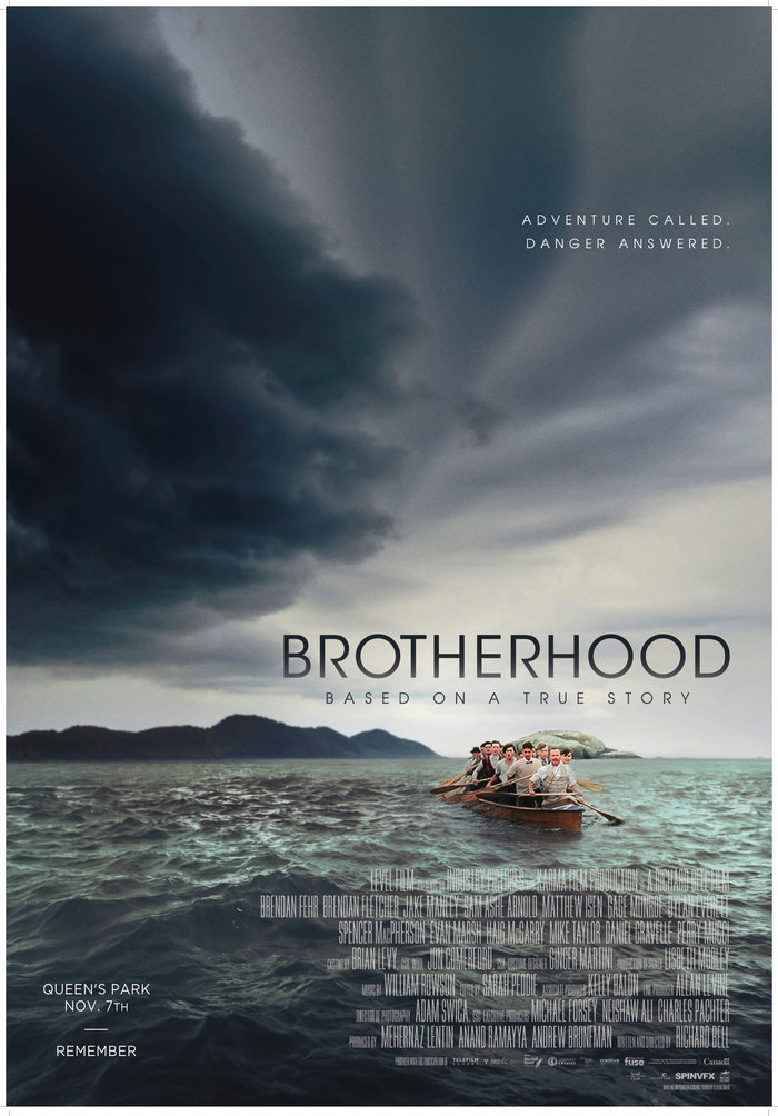 Brotherhood Screening at Lieutenant Governor's Suite