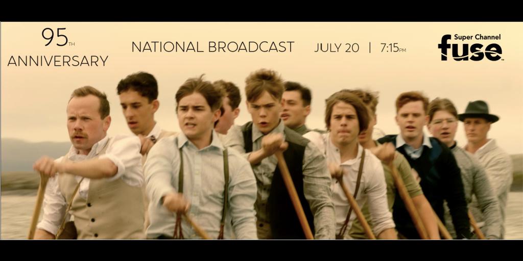 Commemorative National Broadcast of BROTHERHOOD Tonight (July 20th)